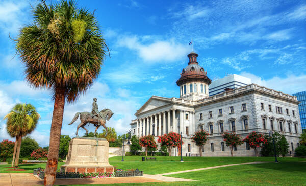 South Carolina State House, Columbia