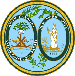 Seal South Carolina