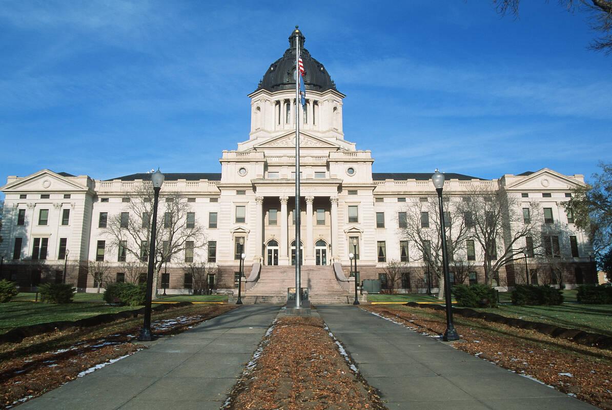 South Dakota State Capitol Tours