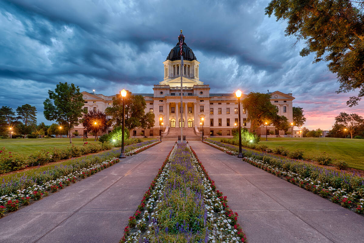 Bezienswaardigheden Pierre South Dakota