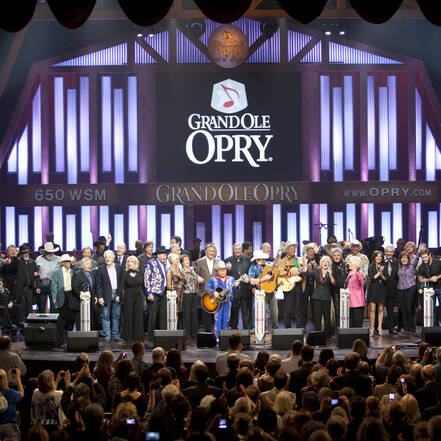 Grand Ole Opry. Credit: Tennesee Department of Tourist Development