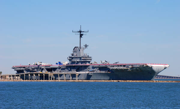 USS Lexington, Corpus Christi Texas