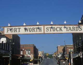Bezienswaardigheden Fort Worth Tioga