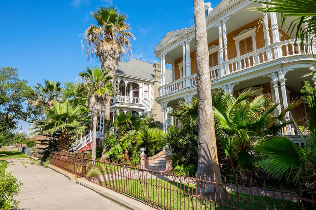 Bezienswaardigheden Galveston, Texas - Tioga Tours