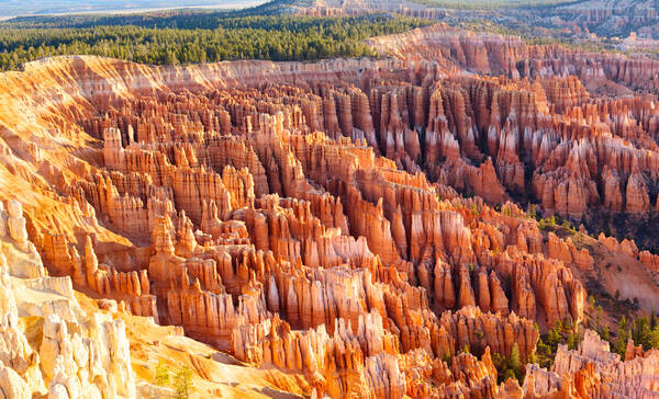 Inspiration Point, mooi uitzichtpunt in Bryce Canyon