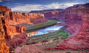 Canyonlands National Park jet boat tour