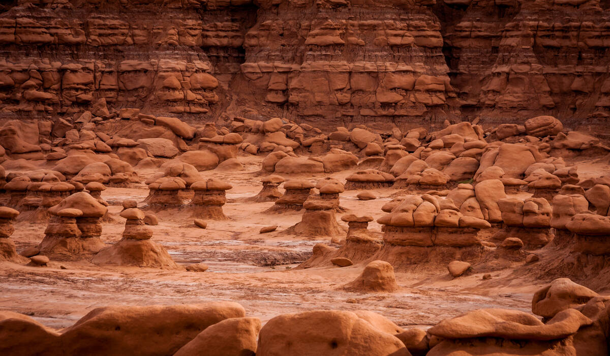 Goblin Valley State Park, Utah USA