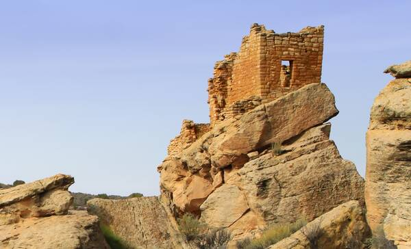 Hovenweep National Monument, Bluff Utah, credits: Oculus Media