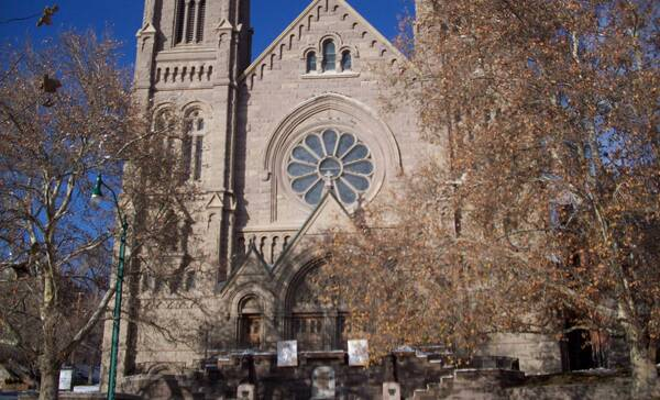 Cathedral of the Madeleine Salt Lake City Utah