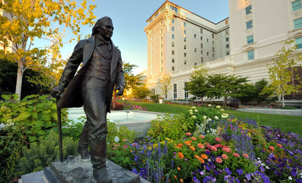 Salt Lake City, het Joseph Smith Memorial