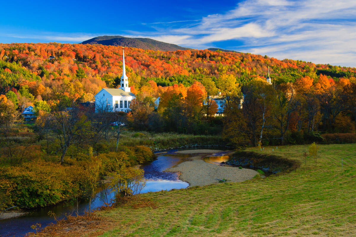 Tours In Vermont