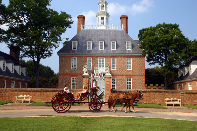 Williamsburg Virginia