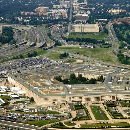 Het Pentagon in Washington DC