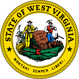 Seal West Virginia