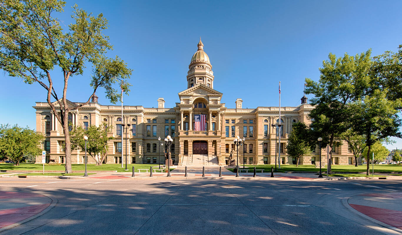 Cheyenne State Capitol Tours