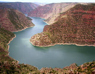 Flaming Gorge activiteiten