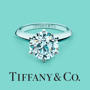 Bekende Tiffany ring