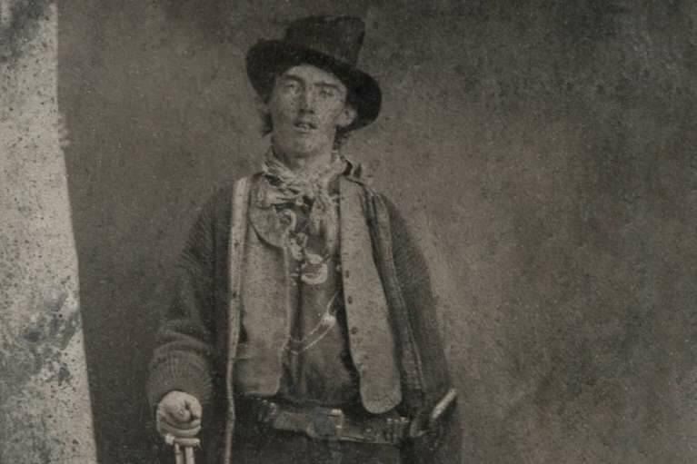 Billy The Kid 1879