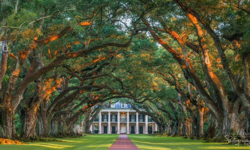 Oak Valley Plantation, Vacherie