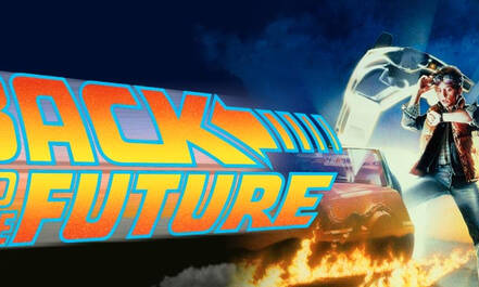 back to the future film in de fifties
