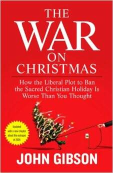 De War on Christmas