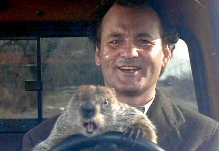 Groundhog Day film