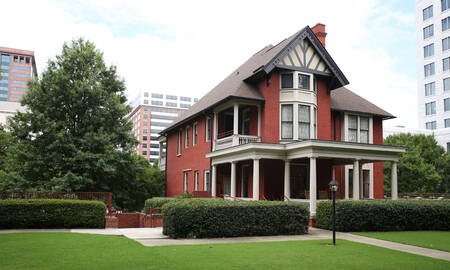Margaret Mitchell House, Atlanta