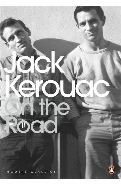 On the road, Jack Kerouac
