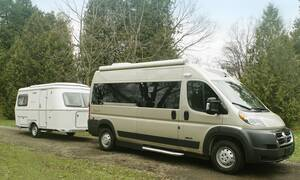 Best Time RV buscamper B-21