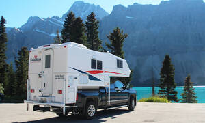 Canadream Maxi Travel Camper TCA