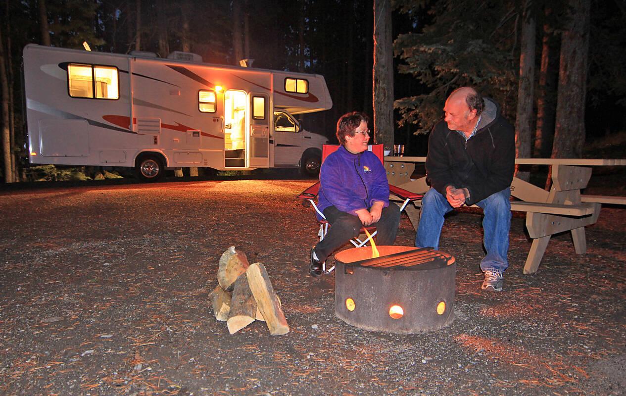 Camper Wegbreng Specials In Amerika En Canada Tioga Tours