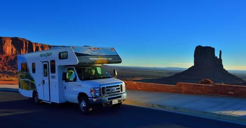 Camperreizen Rocky Mountains Tioga Tours