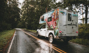 Escape Campervans Indie Camper
