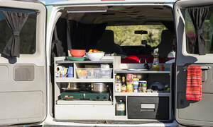 Escape Campervans Mavericks campervan