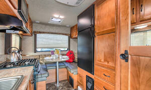 Four Seasons familie-camper C-Small
