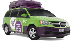 Jucy RV, Jucy Trailblazer USA