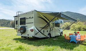 Road Bear RV familie-camper 25-27 ft