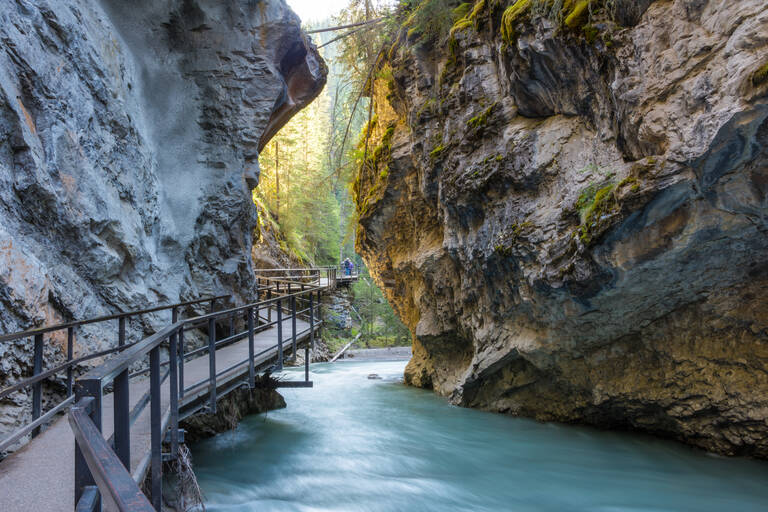 Johnston Canyon, Banff National Park