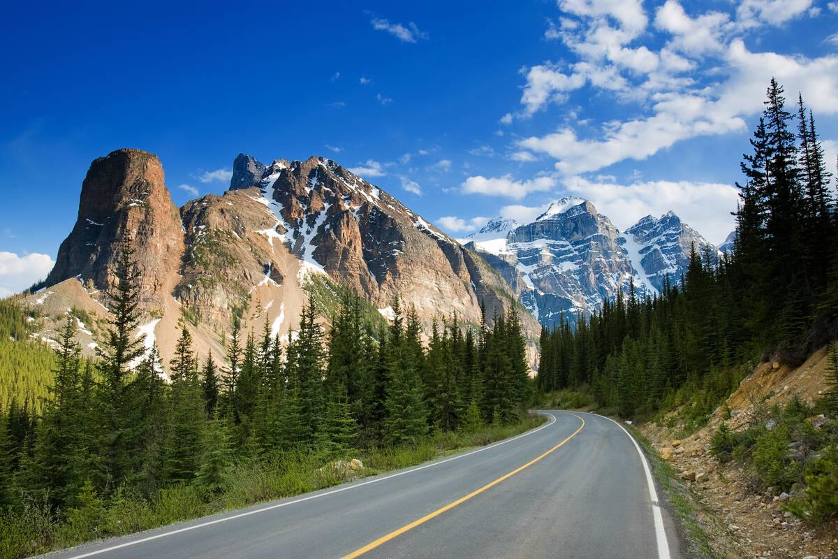 Bezienswaardigheden Banff Alberta Tioga Tours
