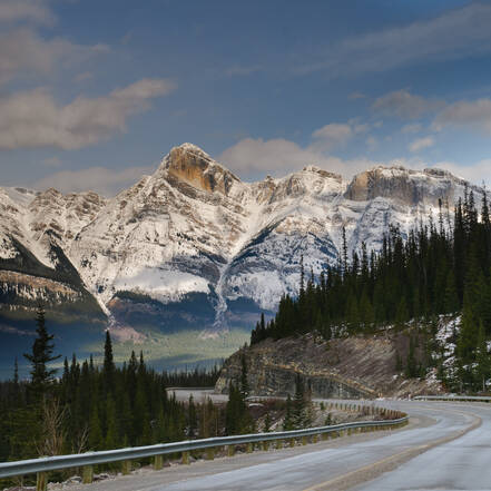 Jasper National Park, Icefields Parkway