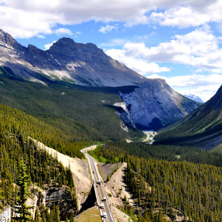 Icefields Parkway, Banff National Park