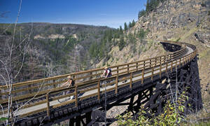 kettle valley fietstour