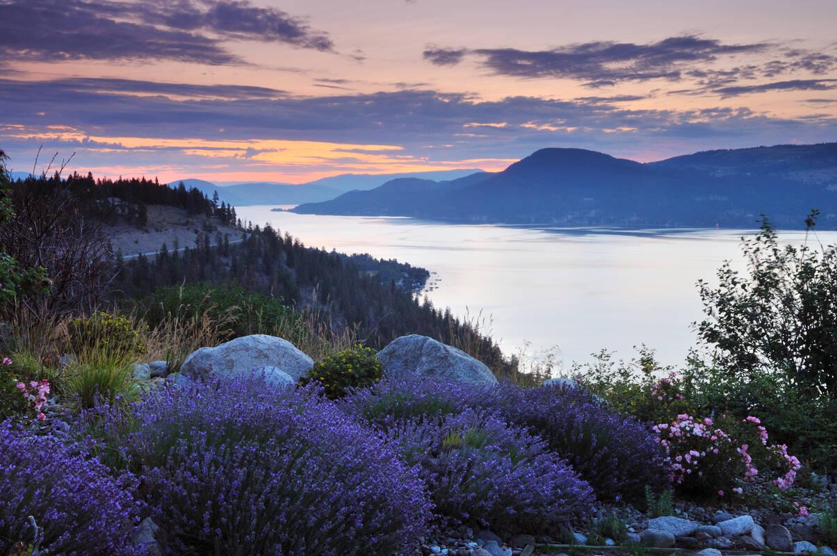 Bezienswaardigheden Kelowna British Columbia