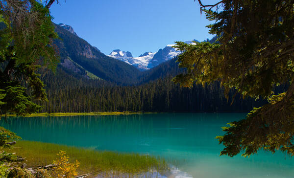 Strathcona Provincial Park op Vancouver Island