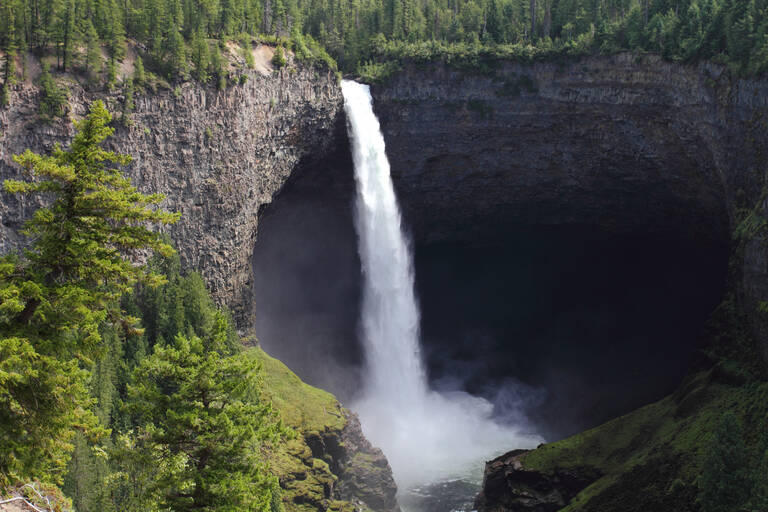 Wells Gray Provincial Park British Columbia