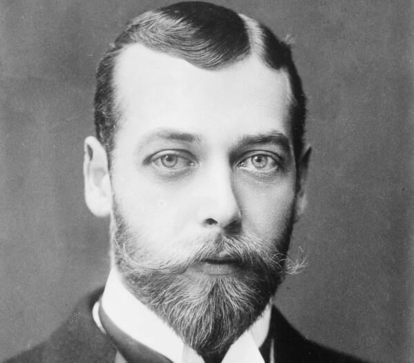 Remembrance Day in Canada Koning George V