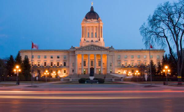 Bezienswaardigheden Winnipeg Tioga Tours