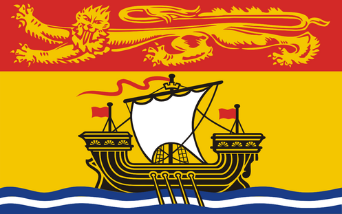 Vlag New Brunswick
