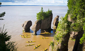 hopewell cape, new brunswick