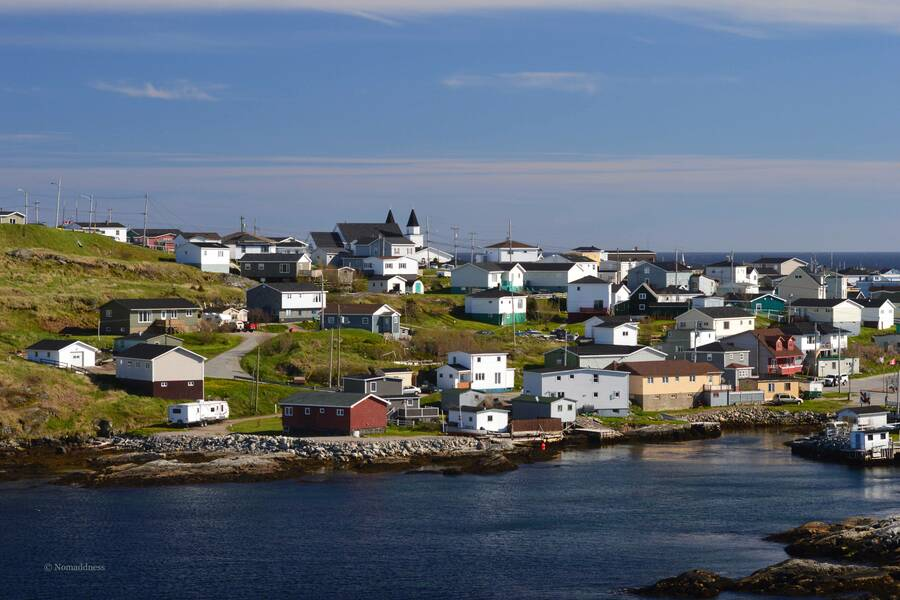 Channel-Port Aux Basques Newfoundland